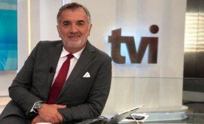 Jornalista da TVI sofreu aneurisma cerebral e foi operado de urgência