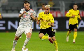 Bayern Munique bate Dortmund com 'bis' de Lewandowski e conquista Supertaça alemã