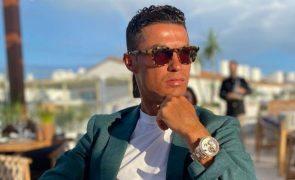 O detalhe da casa de Ronaldo que está a deixar os fãs ao rubro