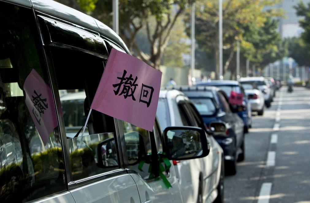 Uber suspende operação em Macau após dois anos de ilegalidade