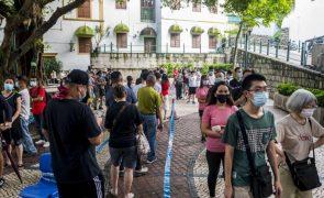 Covid-19: Comissão eleitoral de Macau admite adiar escrutínio com agravamento da epidemia