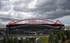 Jogo entre Benfica e PSV para a Champions com lotação esgotada