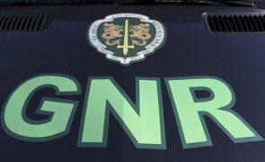 Incêndios: GNR deteve homem em flagrante no concelho de Cantanhede