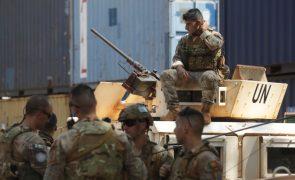 RCA: Militares portugueses estiveram em operações de paz até 12 de agosto