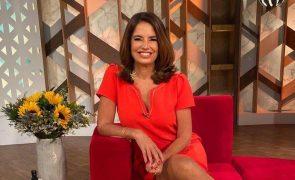 Bárbara Guimarães recorda luta contra cancro: «Não tinha cabelo»
