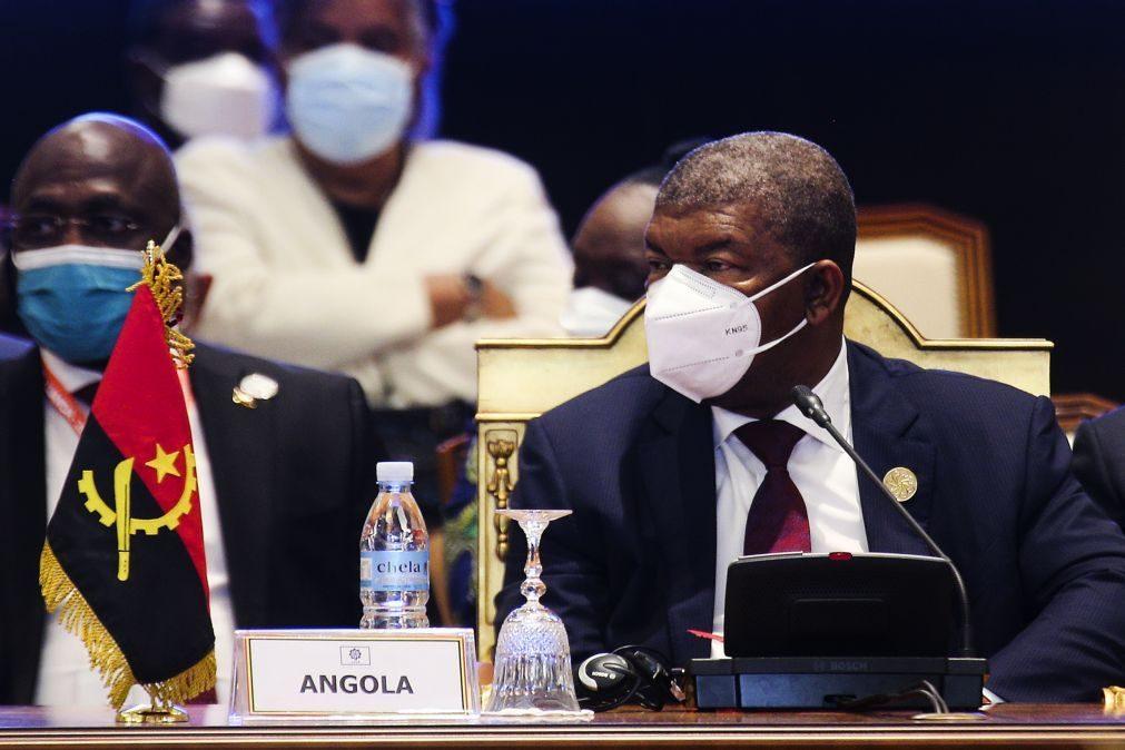 Chefe de Estado angolano felicita Presidente eleito da Zâmbia