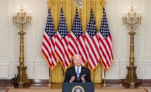 Biden recebe primeiro-ministro israelita na Casa Branca a 26 de agosto