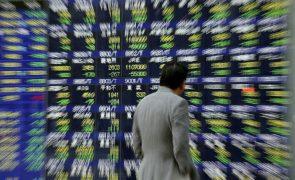 Bolsa de Tóquio abre a perder 0,50%