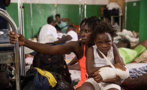 Sismo no Haiti fez pelo menos 2.189 mortos e mais de 12.000 feridos
