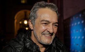 Pai de Rogério Samora não sabe do estado de saúde do ator