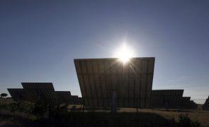 Painéis solares produzem 10% da eletricidade na UE em junho e julho