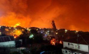 Mais de 430.000 hectares já arderam na UE, dobro do habitual nesta altura