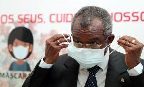 Covid-19: São Tomé e Príncipe regista seis novas infeções e ultrapassa 2.500 casos