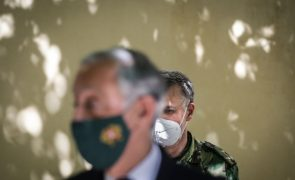 PR condecora vice-almirante Gouveia e Melo pela sua carreira militar