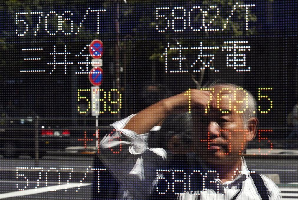 Bolsa de Tóquio abre a subir 0,06%