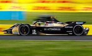 Félix da Costa com a 'pole' dos LMP2 nas 24 Horas de Le Mans