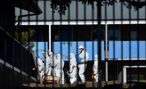 Covid-19: Austrália prolonga confinamento em Sydney por um mês e impõe uso de máscara na rua