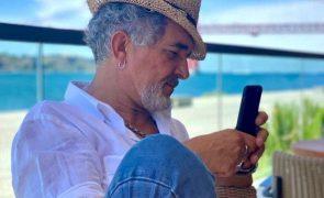 Família de Rogério Samora não sabe do paradeiro do irmão do ator