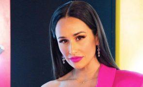 Rita Pereira pede calças atrevidas ao namorado