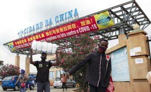 Angola assina memorando com parque industrial China -- África para diversificar exportações