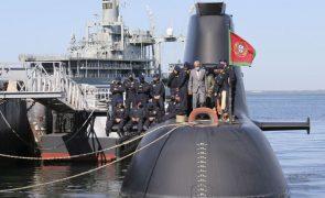 Submarino Tridente regressou a Portugal após 67 dias no mar