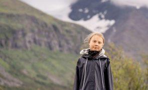 Clima: Greta Thunberg admite ir à COP26 se houver distribuição equitativa de vacinas