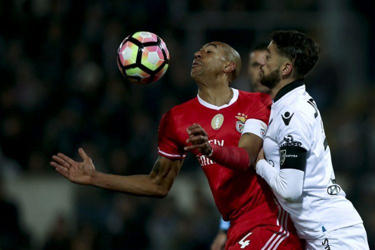 Reencontro entre Benfica e Vitória com 'final four' da Taça da Liga no horizonte