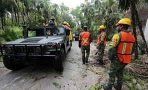 Furacão Grace sobe para categoria 2 e põe em alerta estado mexicano de Veracruz
