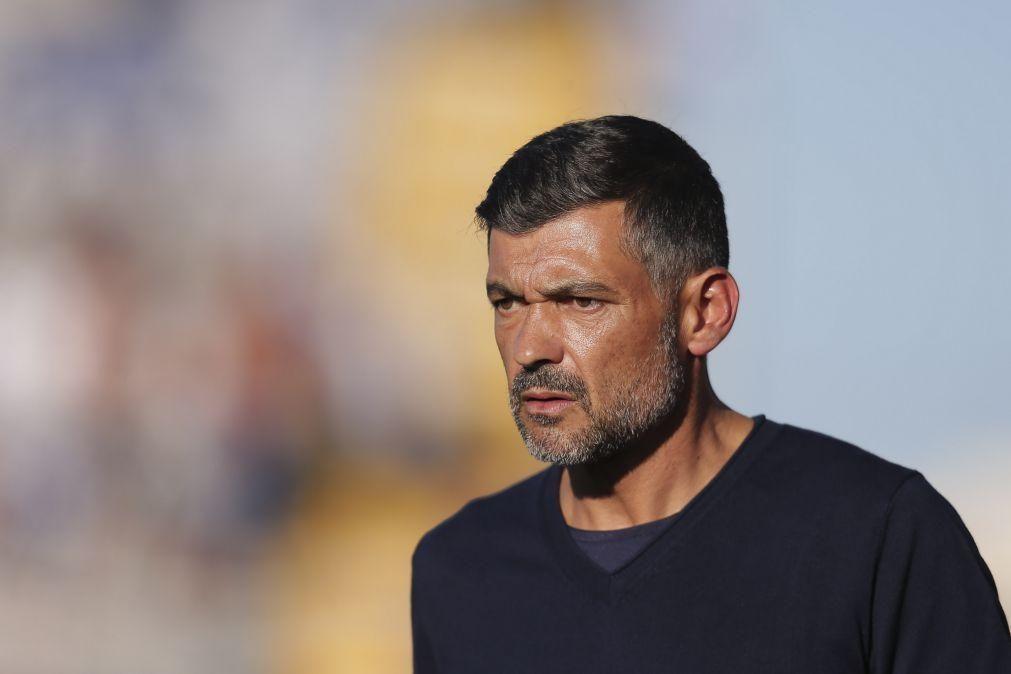Sérgio Conceição perspetiva