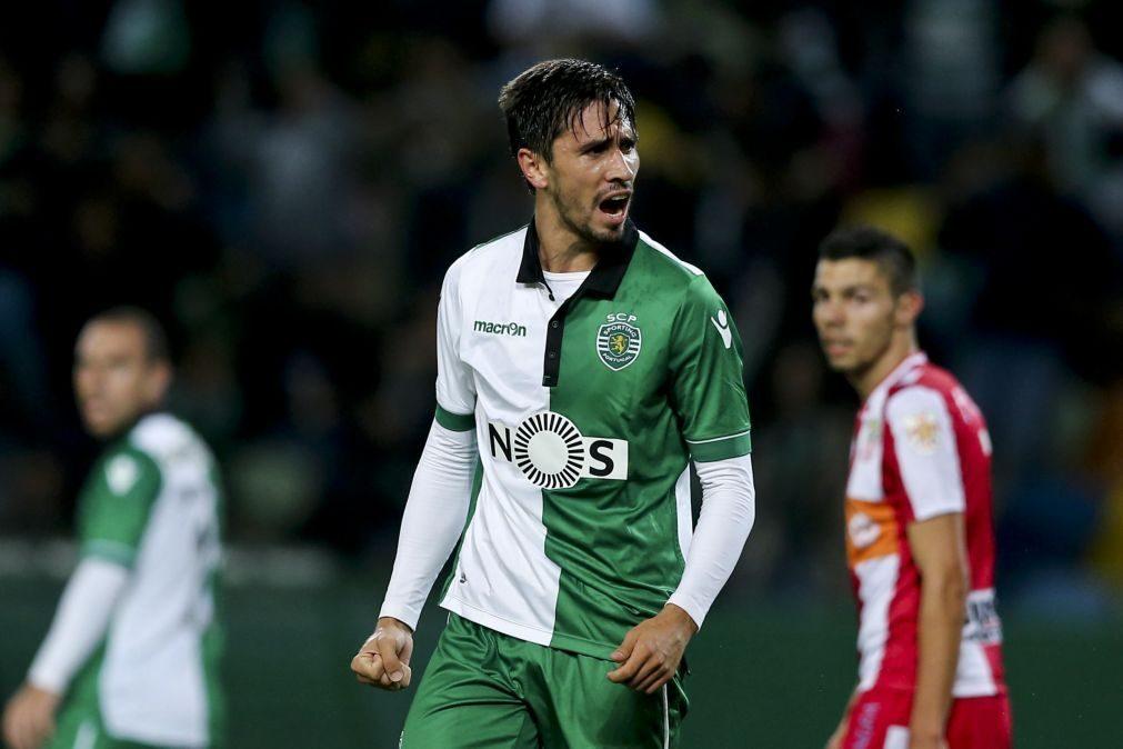 Sporting anuncia transferência de Paulo Oliveira para Eibar