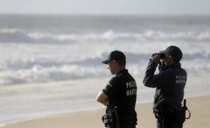 Covid-19: Polícia Marítima interrompe ajuntamentos de jovens no distrito de Leiria