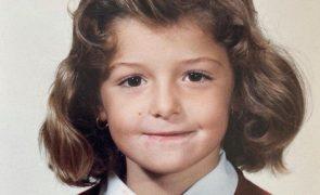Apresentadora da TVI partilha foto de infância. Consegue adivinhar quem é?