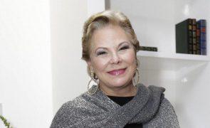 Cristina Caras Lindas internada devido a problema de saúde