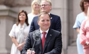 Sueco Stefan Lofven demite-se de PM e de líder do partido social-democrata em novembro