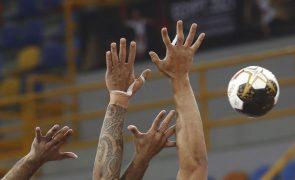 Portugal perde com Dinamarca e termina Europeu sub-19 de andebol no sexto lugar