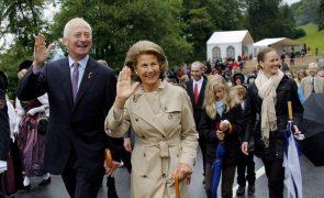 Presidente da República envia condolências pela morte da princesa Maria do Liechtenstein