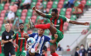 FC Porto empata com Marítimo e perde primeiros pontos na I Liga