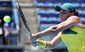 Australiana Ashleigh Barty conquista quinto título da época em Cincinnati