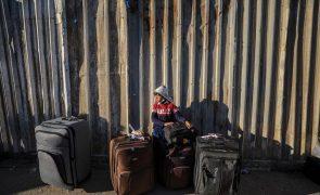 Movimento Hamas anuncia que Egito encerra fronteira com Faixa de Gaza