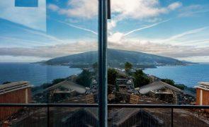 Ilhas do grupo Central dos Açores sob aviso laranja devido a chuva forte e trovoada