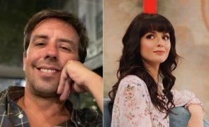 Manuel Marques e Beatriz Barosa já não escondem amor