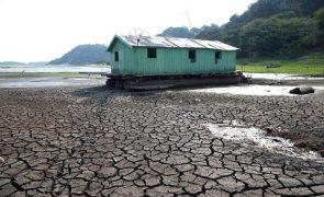 Brasil perdeu um sexto de áreas cobertas por água doce em 30 anos