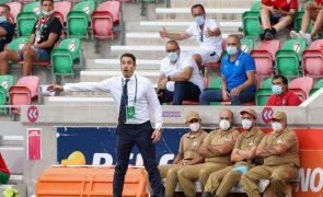 Estádio do Marítimo interdito após segunda nota negativa ao relvado