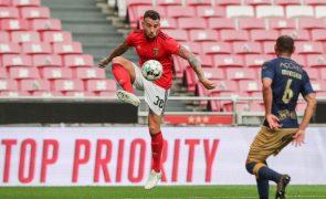 Otamendi, do Benfica, nos convocados da seleção da Argentina