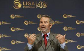 «Sérgio Conceição deu bofetada no nosso diretor», lembra presidente do Marítimo