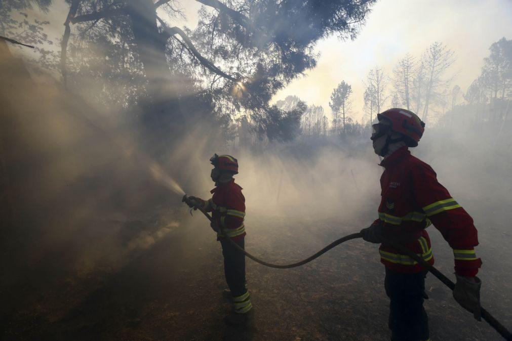 Cinco pessoas retiradas de casas em Alijó