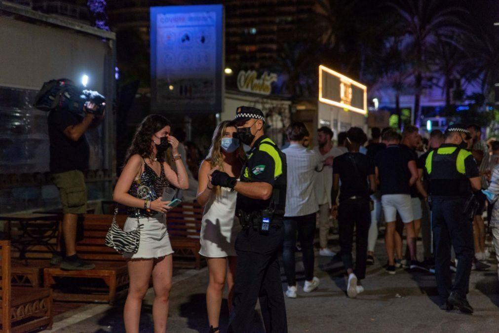 Covid-19: Espanha com 2.261 novos casos nas últimas 24 horas