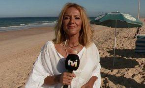 Jornalista da TVI mostra pénis em reportagem sobre naturismo