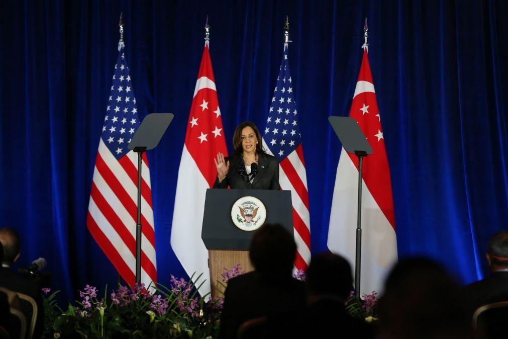EUA vão continuar a defender aliados no Sudeste Asiático contra ameaças de Pequim
