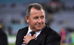 Ian Foster vai permanecer no comando dos 'All Blacks' até ao Mundial de 2023